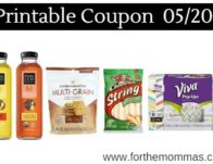 Newest Printable Coupons 05/20: Save On Pure Leaf, Frigo, Crunchmaster & More