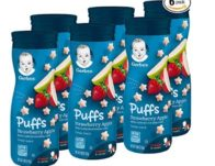 Gerber Puffs Cereal Snack 6-Pack ONLY $7.55 Shipped