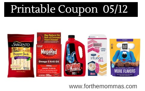 image about Sargento Printable Coupon identified as Printable Coupon Roundup 05/12: Conserve Upon Sargento, Stream Absolutely free