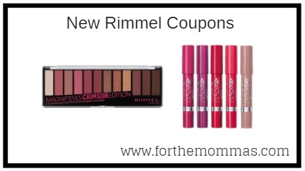 graphic regarding Rimmel Coupons Printable called Fresh Rimmel Coupon codes Value $6.00 - FTM