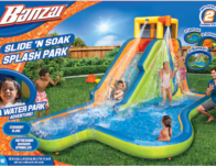 Banzai Slide 'N Soak Splash Park $259.99 Shipped (Reg $399.99 + $50 Kohl's Cash)