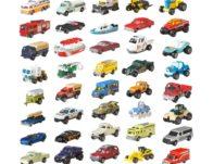 Matchbox Classic 50-Pack Realistic Vehicles Set ONLY $29.99 (Reg $49.97)