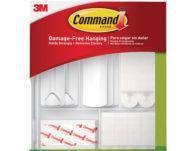 Command Picture Hanging Kit Hangs 15 Pictures Just $13.79! (Reg. $22.99)