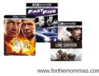 Best Buy: Buy 2 Select 4K UHD Blu-ray Movies, Get a 3rd Free