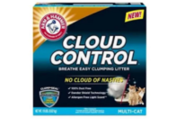 Free Arm & Hammer Cloud Control Cat Litter with Mail-In Rebate