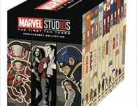 Marvel Studios – The First Ten Years Book Collection ONLY $35