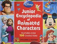 Junior Encyclopedia of Animated Characters ONLY $6 (Reg.</body></html>