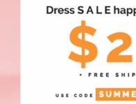 Summer Dresses $20 Shipped
