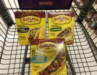Old El Paso Taco Shells ONLY $0.25 Each Products Starting 6/14!