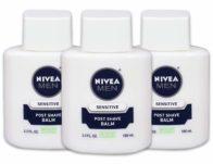 NIVEA Men Sensitive Post Shave Balm 3-Pack ONLY $10.65 Shipped