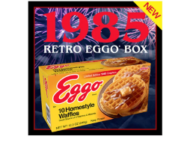 Kellogg's Family Rewards – Free 1985 Eggo Retro Box