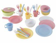 KidKraft 27-Piece Cookware Set ONLY $12.49 (Reg. $25)