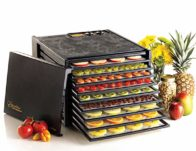 Excalibur 3926TB 9-Tray Electric Food Dehydrator ONLY $191.99 (Reg $295)