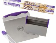 Wilton Cake Baker's Tools and Parchment Paper Set ONLY $14.33