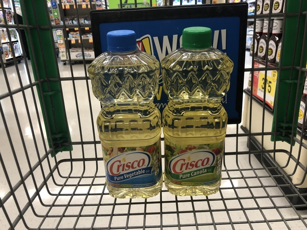 Giant: Crisco Cooking Oil ONLY $0.67 Each Starting 6/14!