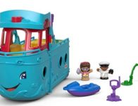 Fisher-Price Little People Travel Together Friend Ship $15.39 {Reg $30}