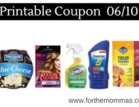 Newest Printable Coupons 06/10: Save On  Treasure Cave, Clorox, Coppertone & More