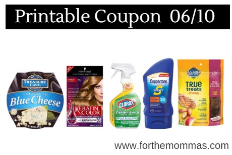 photograph regarding Clorox Printable Coupons titled Most up-to-date Printable Discount codes 06/10: Help you save Upon Treasure Cave