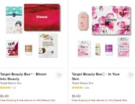 Target Beauty Boxes ONLY $3.50