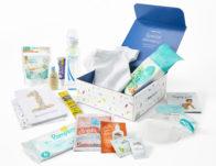 Free Walmart Welcome Baby Registry Box