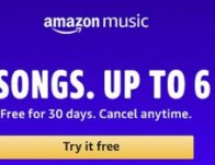 2 Free Months of Amazon Music Unlimited Family Plan