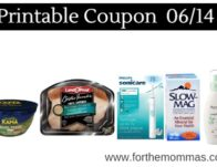 Newest Printable Coupons 06/14: Save On Land O'Frost, SlowMag, Aveeno & More</body></html>