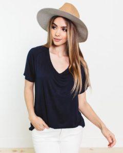 Martina Ulta Relaxed T-Shirt $24.95