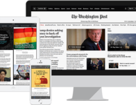 First 4 weeks free : The Washington Post (Digital Edition)