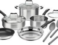 Cuisinart – 12-Piece Cookware Set ONLY $79.99 (Reg $300)