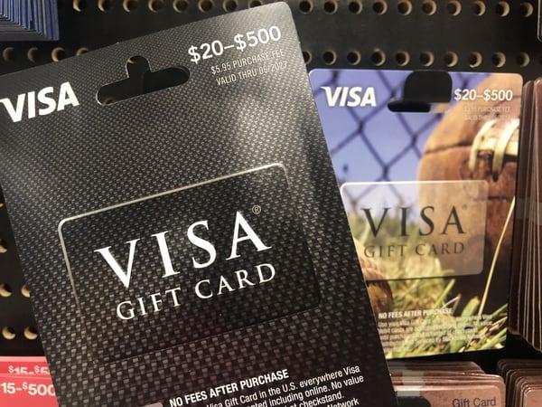 Giant: Visa Gift Card Moneymaker Deal Starting 7/12! {3 X's Points}