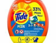 Tide Pods 96-Count Only $15 Shipped for Prime Members