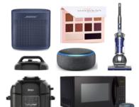 Echo Dot, Multi-Cooker, Vacuums & More