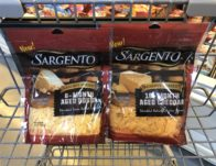 Sargento Reserve Series Shredded Cheese ONLY $0.50 Each Thru 7/18!