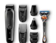 Braun 8-in-1 All-in-One Beard Trimmer for Men $19.99 {Reg $40}