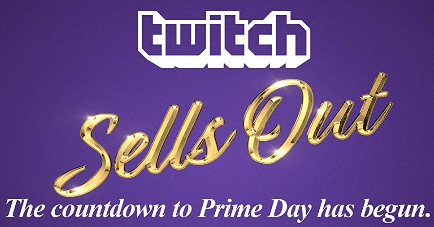 Twitch Prime: 30% off Entire Order