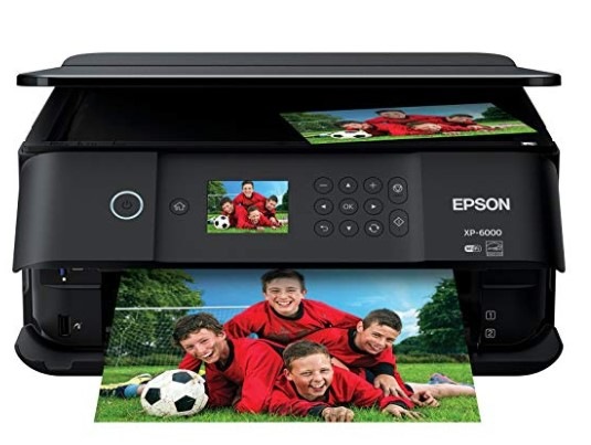Epson Expression Premium Wireless Color Photo Printer