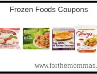 Frozen Food Coupons: Save up to $54.00