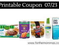 Printable Coupon Roundup 07/23: Save On Jennie-O, Hormel, CoverGirl, & More