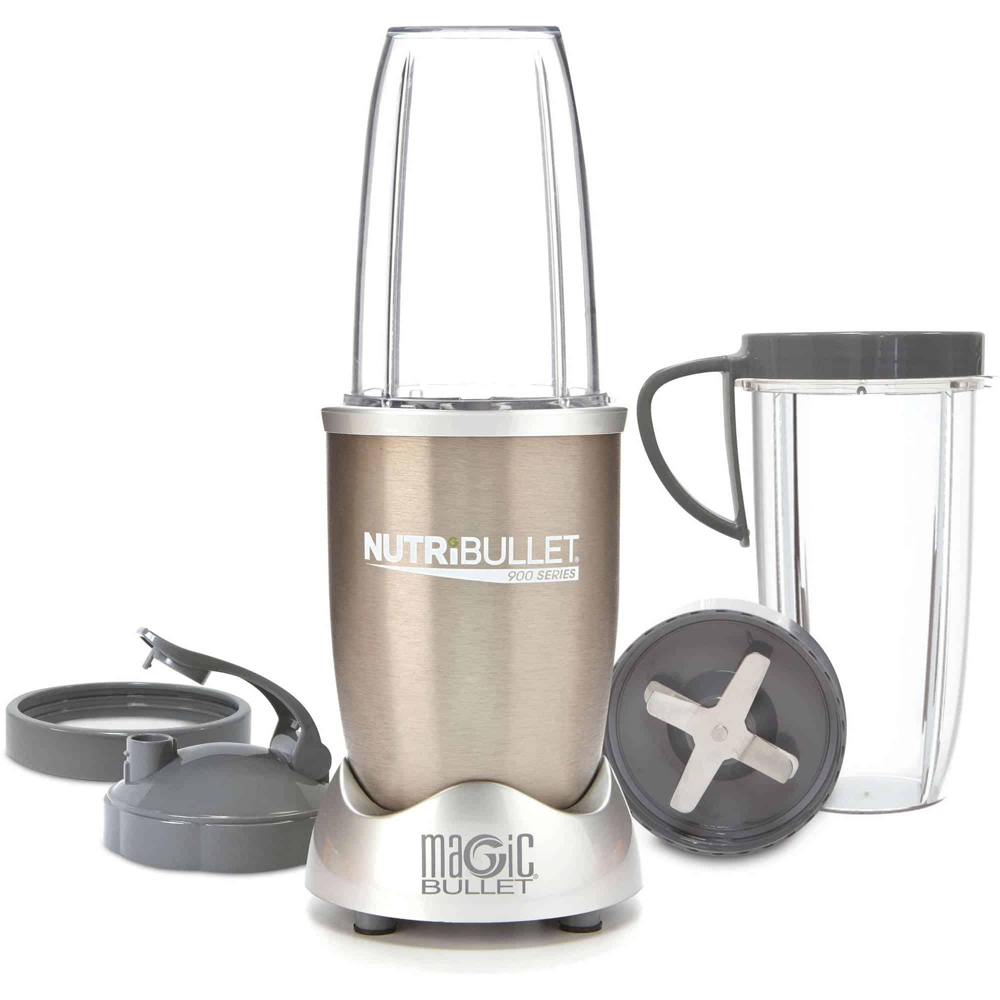 NutriBullet Pro 900 Series Blender, 9 Piece $54 {Reg $129}