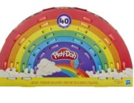 Play-Doh Ultimate Rainbow 40-Pack with 7 Colors & 3 Tools, 40oz $14.97