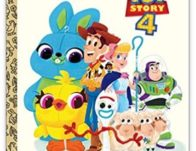 Toy Story 4 Little Golden Book $2.99