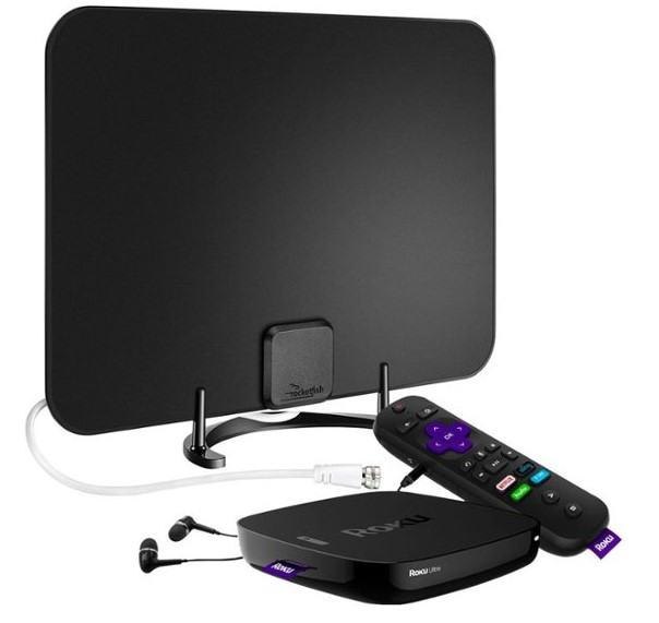 Best Buy: Roku - Ultra Streaming Media Player with