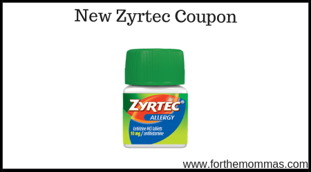 photograph relating to Zyrtec Coupon Printable known as Fresh new Printable Zyrtec Coupon Preserve Up in direction of $4.00 - FTM