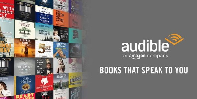 3-Month Audible Membership Only $4.95/Month (NEW Subscribers Only)