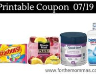 Newest Printable Coupons 07/19: Save On Gerber, Campho-Phenique</body></html>