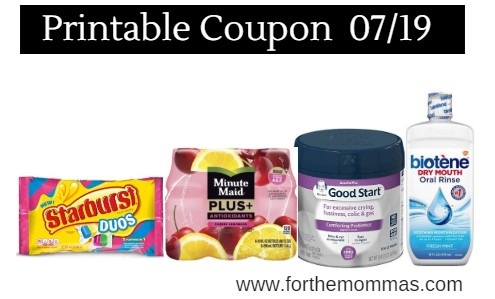 picture relating to Gerber Printable Coupons identified as Most recent Printable Discount coupons 07/19: Help you save Upon Gerber, Campho