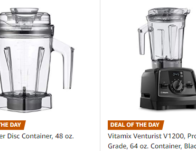 Save up to 38% on Vitamix Venturist V1200 and Accessories (Renewed)