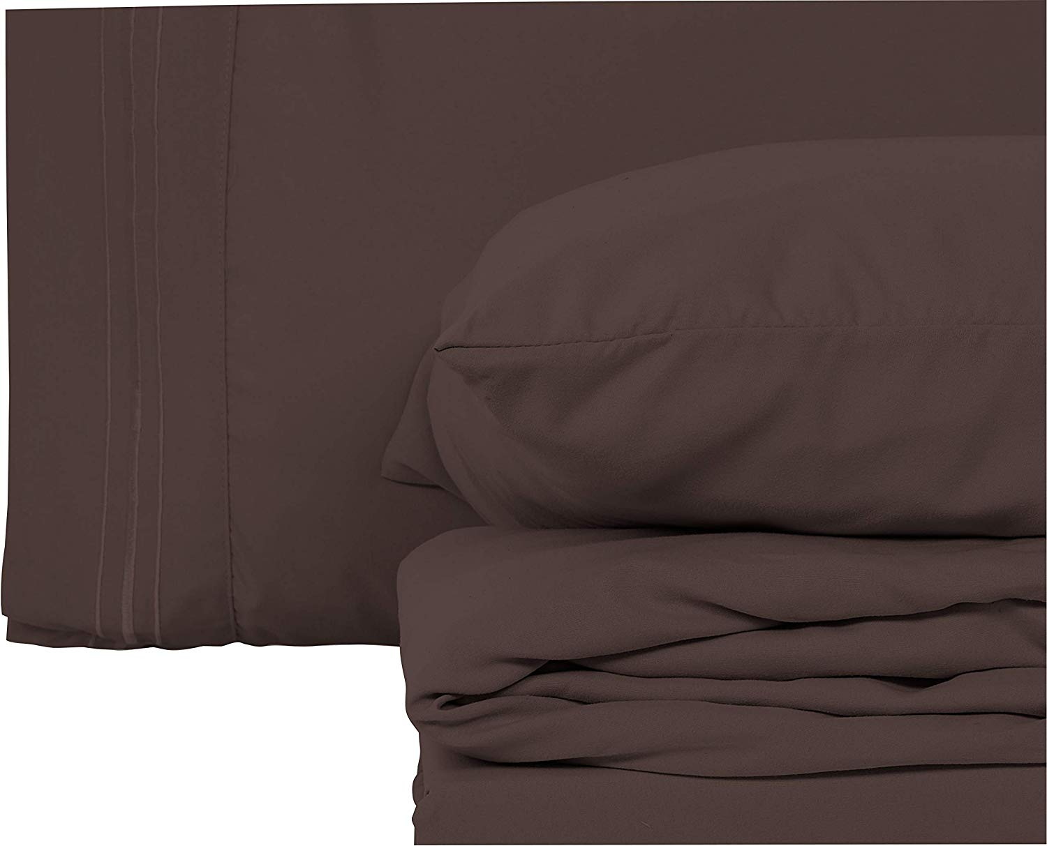 Microfiber Queen Bed Sheets ONLY $16.99 (Reg. $60)
