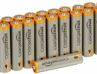 AmazonBasics AAA 20-Pack Alkaline Batteries ONLY $4.31 Shipped