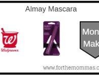 Walgreens: Free + Moneymaker Almay Mascara Starting 8/25